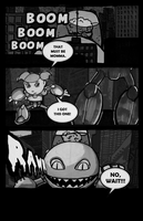 24 Hr Comic Challenge Page 14 by VR-Robotica