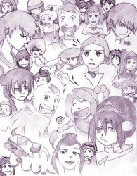 Avatar Collage by goldenflames66
