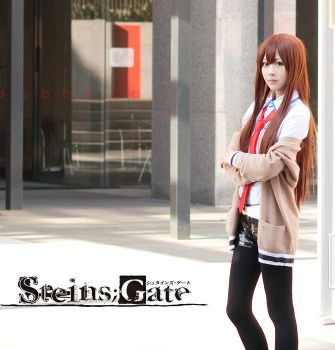 Steins:Gate - Makise Kurisu by kaguyaxhime
