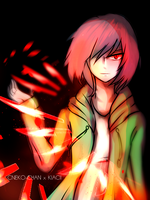 Storyshift - Chara (Collaboration with CNeko-Chan) by kiacii-official