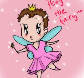 Perry the Fairy GIF by inicka