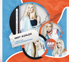 PACK PNG 792| IGGY AZALEA by MAGIC-PNGS