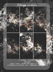 Grunge Textures by shadyes