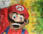 Nintendo Collage - Mario by sscjl14