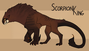 Scorpion King [CLOSED] by GoneViral