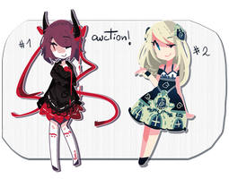 [Closed] Adoptables 01 by Silss