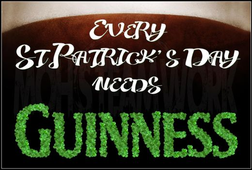 Every St Patrick's Day Needs by mohokta81