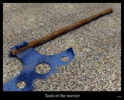 Tools of the Warrior - Axe by steve0