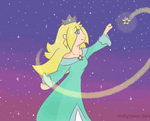 Rosalina's magic by Millymew