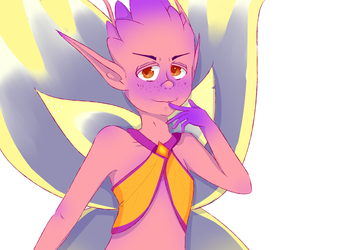 Willo from Paladins by Lizz-Butt