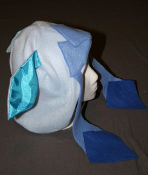 Glaceon Pokemon Hat by IceDragonCosplay