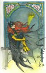 Barbara Gordon, Batgirl by artiste-reveur