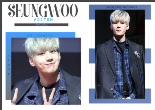 195  SEUNGWOO VICTON PHOTOPACK by CloudPhotopacks