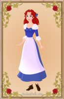 Famous Literary Females: Anne of Green Gables by LadyBladeWarAgnel