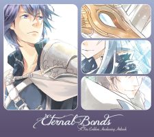 Fire Emblem Awakening: Artbook Preview by zearyu
