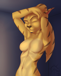 Angela Cross Waking up (Clean) by SacrificAbominat