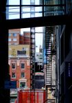 The Other Side of Post Alley by Baq-Stock