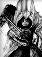 Assassin's Creed - Altair by artxnoa