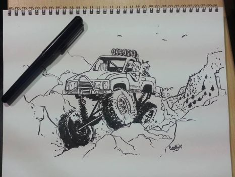 Yota Crawler by 12BarBlues