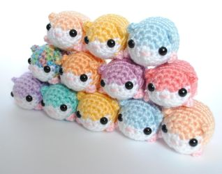 Hamster Stack by syppahscutecreations