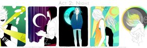 PT - SamSara - Act 2 Night by Beedalee-Art