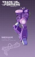 Shockwave poster by J-Rayner