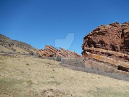 Red Rocks by LithicSpiral