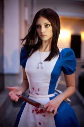 McGee's Alice by ormeli