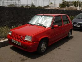 Renault 5 by The-Transport-Guild