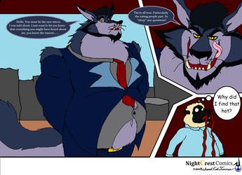 Meeting Mr. Grand by NightCrestComics