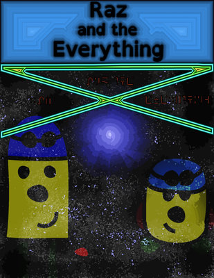 Raz and the Everything Cover by DanVzare