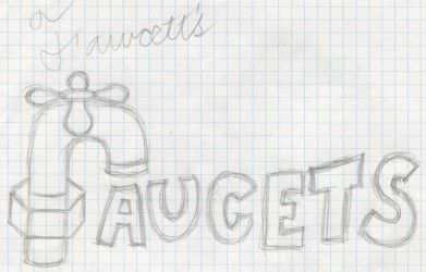 Fawcett's Faucets Logo by Mr86Returns