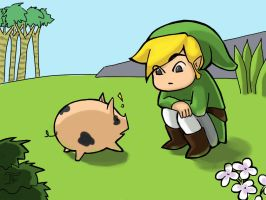 What's up Link? by Ravinna