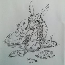 Mitty y Nanachi - Made in Abyss by MexXx-Sama