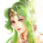 Elincia by Jennyeight