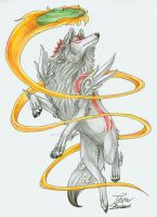Ammy on the move by itsmar