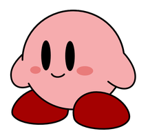 Paper Kirby by Cross-Cresent-Creed