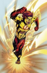 Kid-Flash by olivernome
