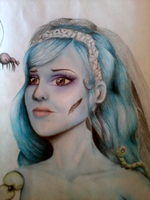 Emily, The Corpse Bride by SempreAmore