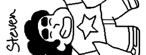 Steven Universe (Miiverse Version) by DemonDamon97