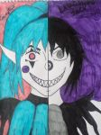 Candy pop Vs Laughing Jack : They are not the same by Zahyebah