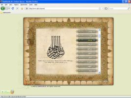 online 3 languages Quran by DaRiOuShJh