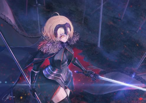 Jeanne Alter by PJYNico