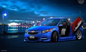 Chevrolet Cruze Pick-Up Style by CaR-MaNiA