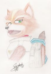 Starfox by Loyalyak