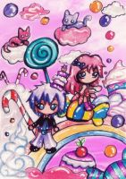 Collab Candy Land by TaSaMaBi