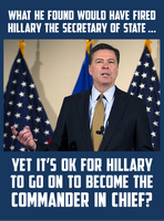 FBI Report Would Have Fired A Secretary Of State by CaciqueCaribe
