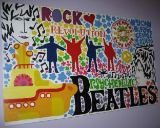 beatlemania by tripping-on-this