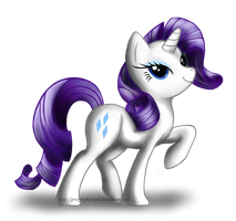 Rarity by Groxy-Cyber-Soul
