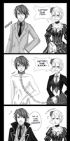 BxB 4coma. Marriage by ANeogyps